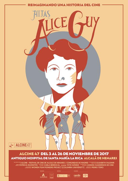 Las mejores ilustradoras del momento, en la exposición Hijas de Alice Guy